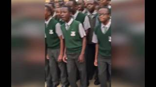 Sauti Sol Goes Back To School To Fight Fires