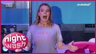 Mirja Boes kauft sich eine Gummipuppe - NightWash