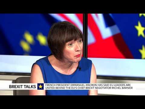 Frances O'Grady and Carolyn Fairbairn: Urgent progress needed on Brexit negotiations