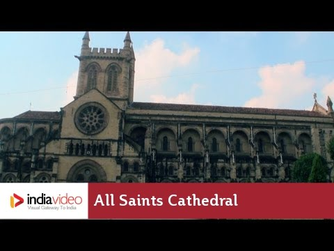 All Saints Cathedral or Patthar Girija at Allahabad | India Video