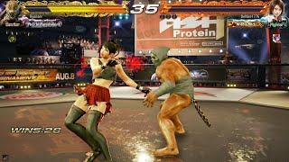 Video Tekken 7 [PS4]: Asuka vs. King Online Ryona Fights [リョナ] download MP3, 3GP, MP4, WEBM, AVI, FLV November 2018