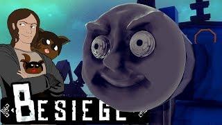 Besiege - Evil Thomas Survival!