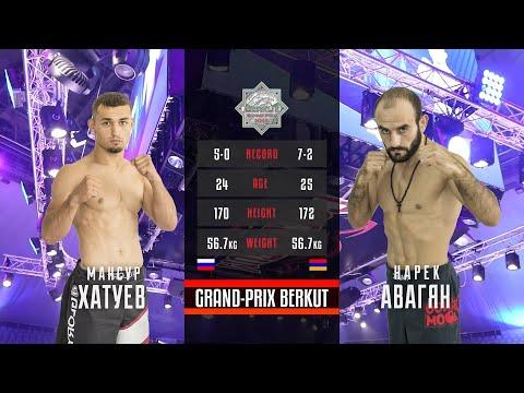 Бой вечера: Нарек Авагян vs. Мансур Хатуев | Narek Avagyan vs. Mansur Khatuev | BFC