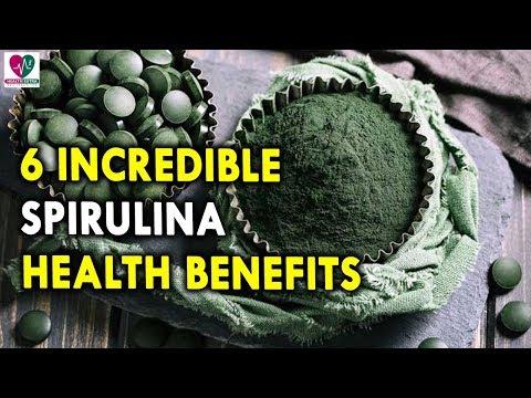 6 Incredible Spirulina Health Benefits - Best Health Benefits of Herbs