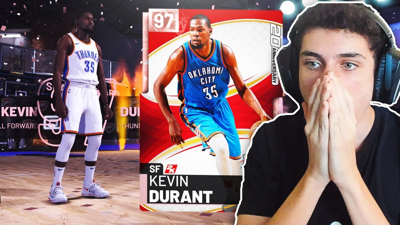 The Greatest Pack Opening Of Nba 2k19 5 Pink Diamond