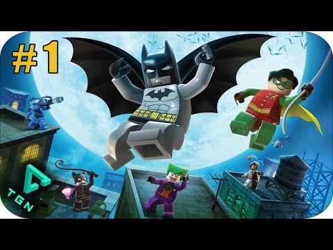 LEGO Batman - Capitulo 1 - Puedes Contar Con Batman - HD 720p
