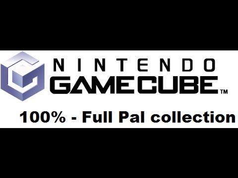 Gamecube - 100% - PAL - Full Set