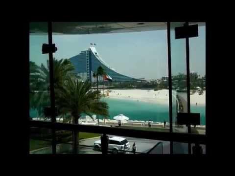 2013 04 El Te de media tarde en el Burj Al Arab Dubai 1