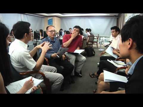 2012 그린디자인 세미나, 제품 - 서비스 시스템(PSS) 워크샵