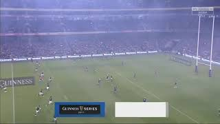 Ireland V South Africa Highlights (Rugby)