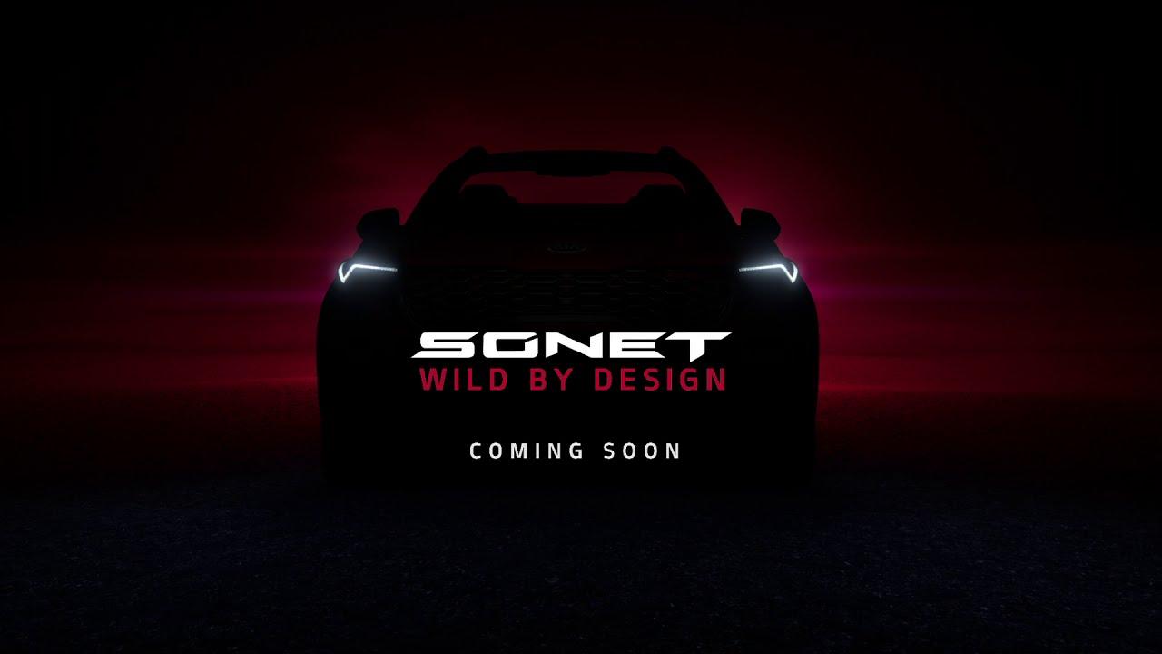 Kia Sonet | Coming Soon | #TheNextLevelOfWild