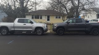 Toyota Tundra Trd Pro Vs Trd Road Package Which One Better You