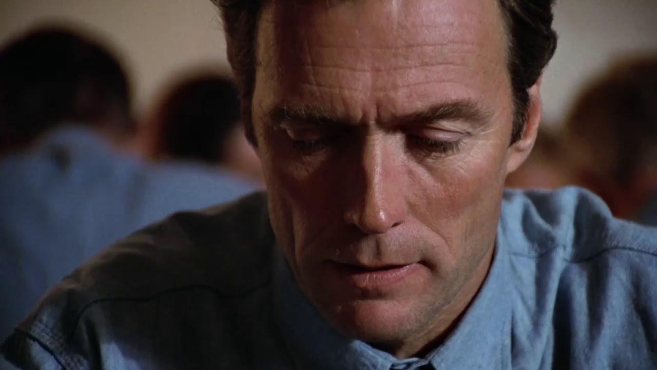 Download Jail Escape master scene 1 from  Escape from Alcatraz (1979)