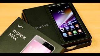 vertex Impress Max - Обзор смартфона