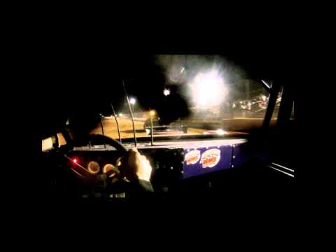 Waycross Motor Speedway Pure Stock Feature Car #08 3/17/2012.wmv