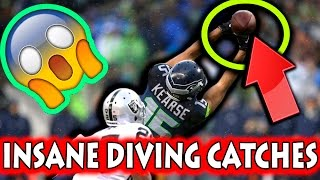 Greatest Diving Catches in Football History