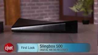 Slingbox 350 and Slingbox 500 stream your TV signal anywhere