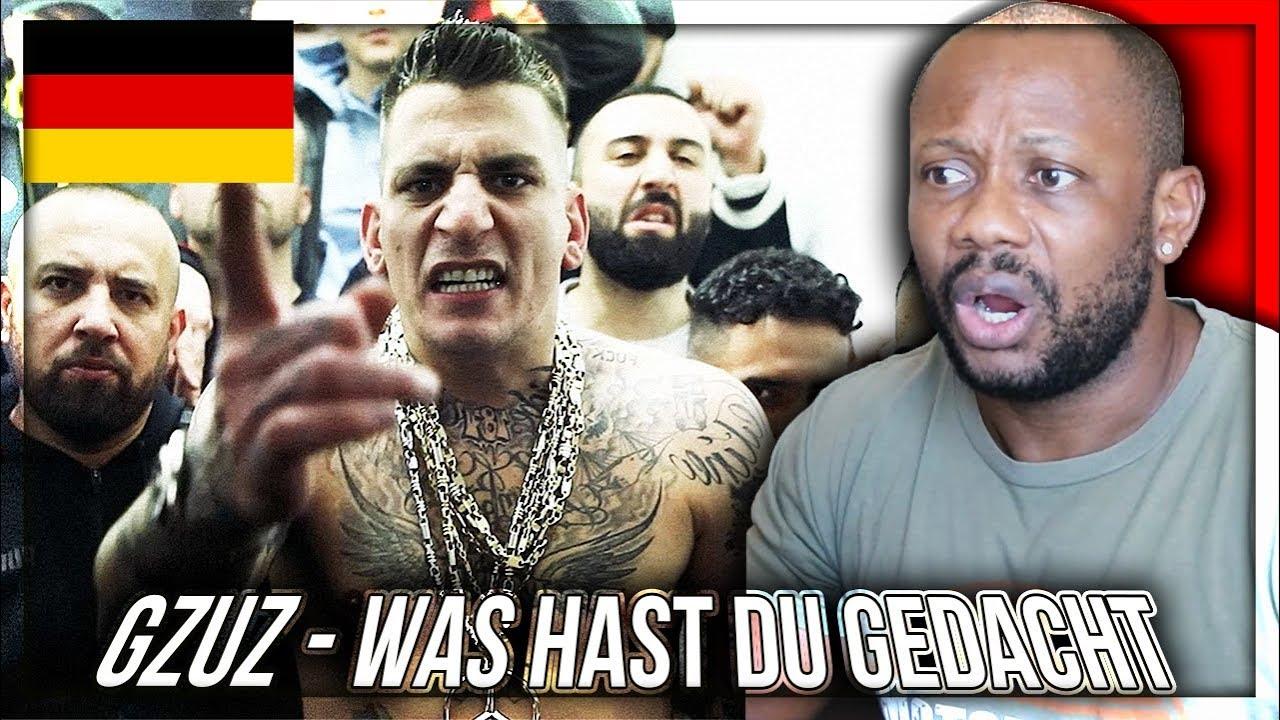 "Download GZUZ ""Was Hast Du Gedacht"" (WSHH Exclusive - Official Music Video) GERMAN RAP REACTION!!!"