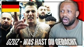 GZUZ 'Was Hast Du Gedacht' (WSHH Exclusive - Official Music Video) GERMAN RAP REACTION!!!