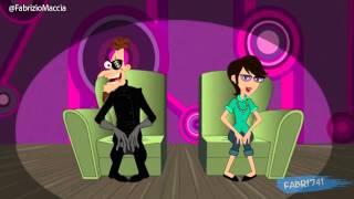 """Phineas y Ferb - """"Pretendamos divorciarnos y las cosas march..."""