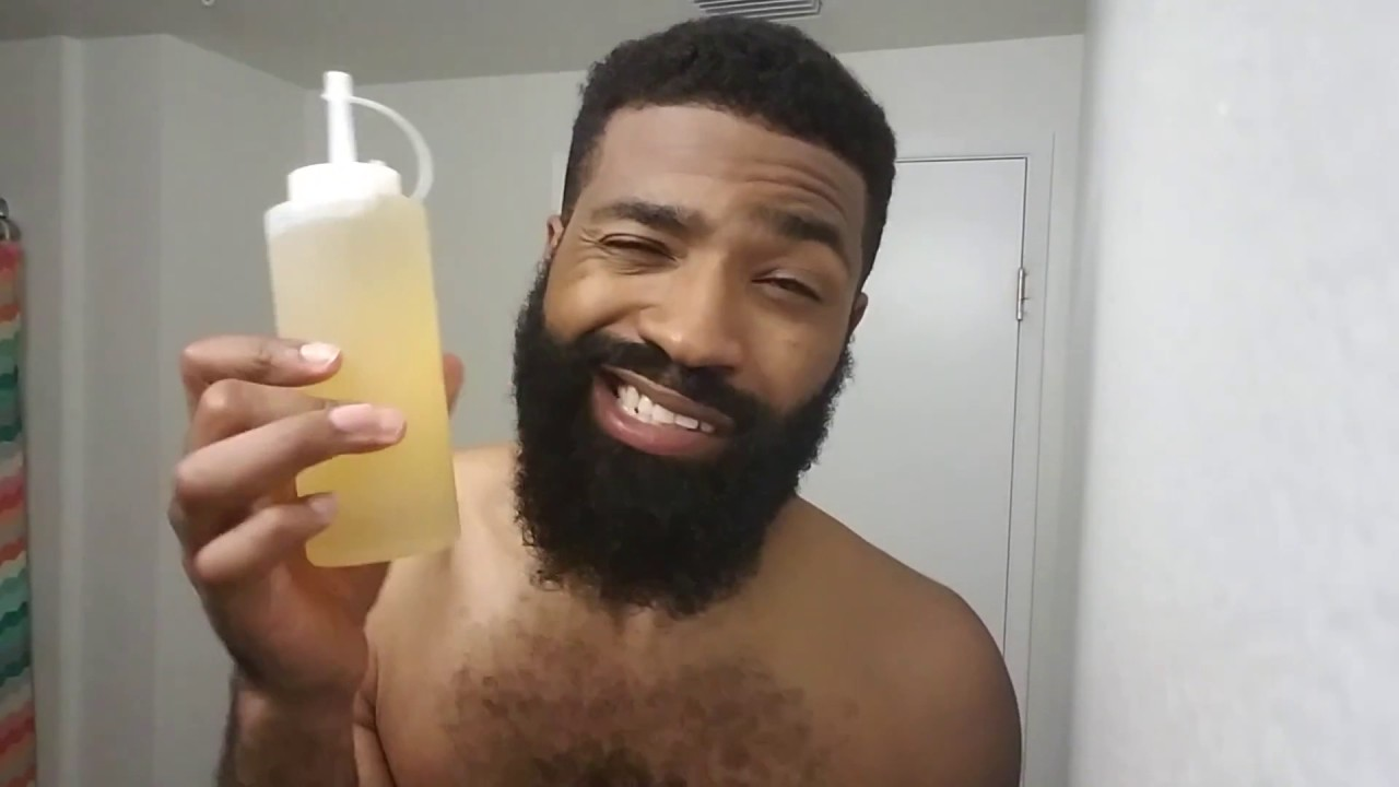 A Quick And Easy Way To Prevent Ingrown Hairs Under Your Beard Apple Cider Vinegar