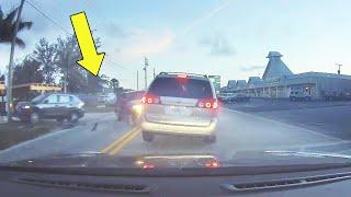 Top February Road Rage Car Crashes  Nstant Karma \u0026 Bad Drivers 2021