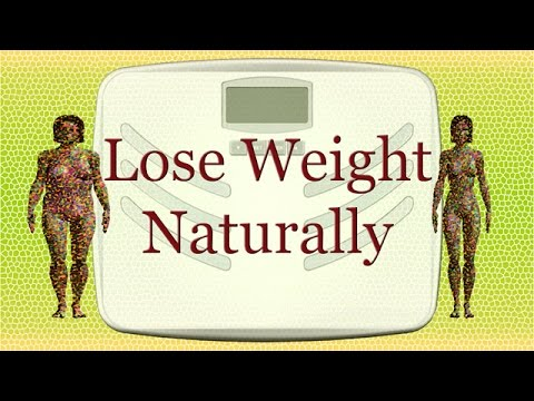 Lose Weight Naturally (Subliminal)