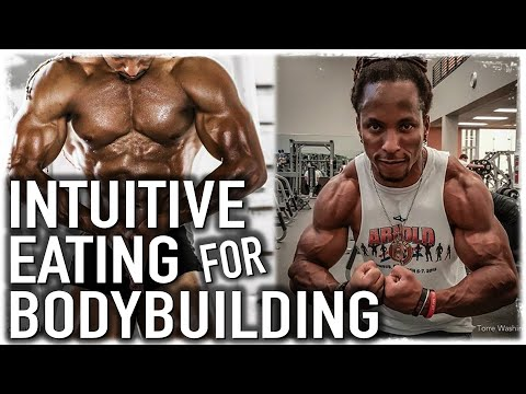 He Doesn't Track PROTEIN?! | Vegan Pro Bodybuilder Torre Washington