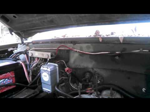 [DIAGRAM_4PO]  Manual Glow Plug Relay solenoid for Chevy GM 6.2 and 6.5 diesels - YouTube | Cucv Starter Relay Wiring Diagram |  | YouTube