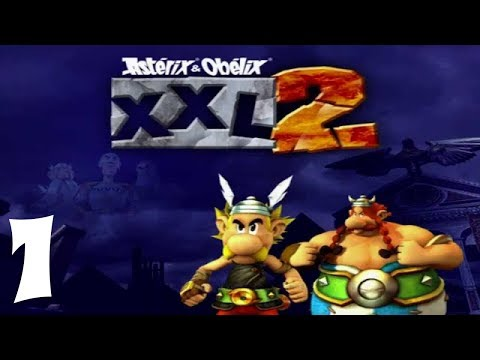 Asterix Obelix Xxl 2 Walkthrough Part 1 Remaster Ps4 Xb1 Pc