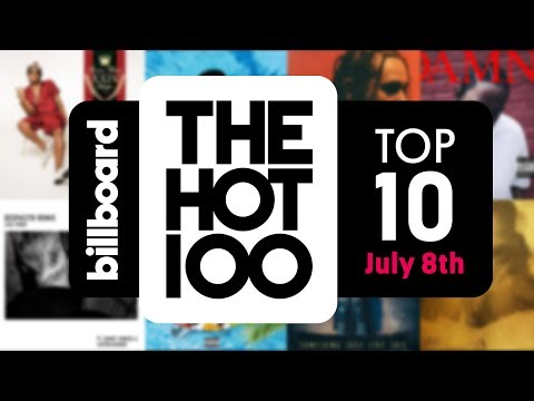 Early Release! Billboard Hot 100 Top 10 July 8th 2017 Countdown | Official