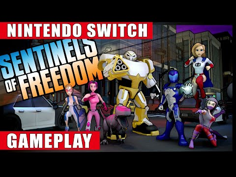 sentinels-of-freedom-nintendo-switch-gameplay