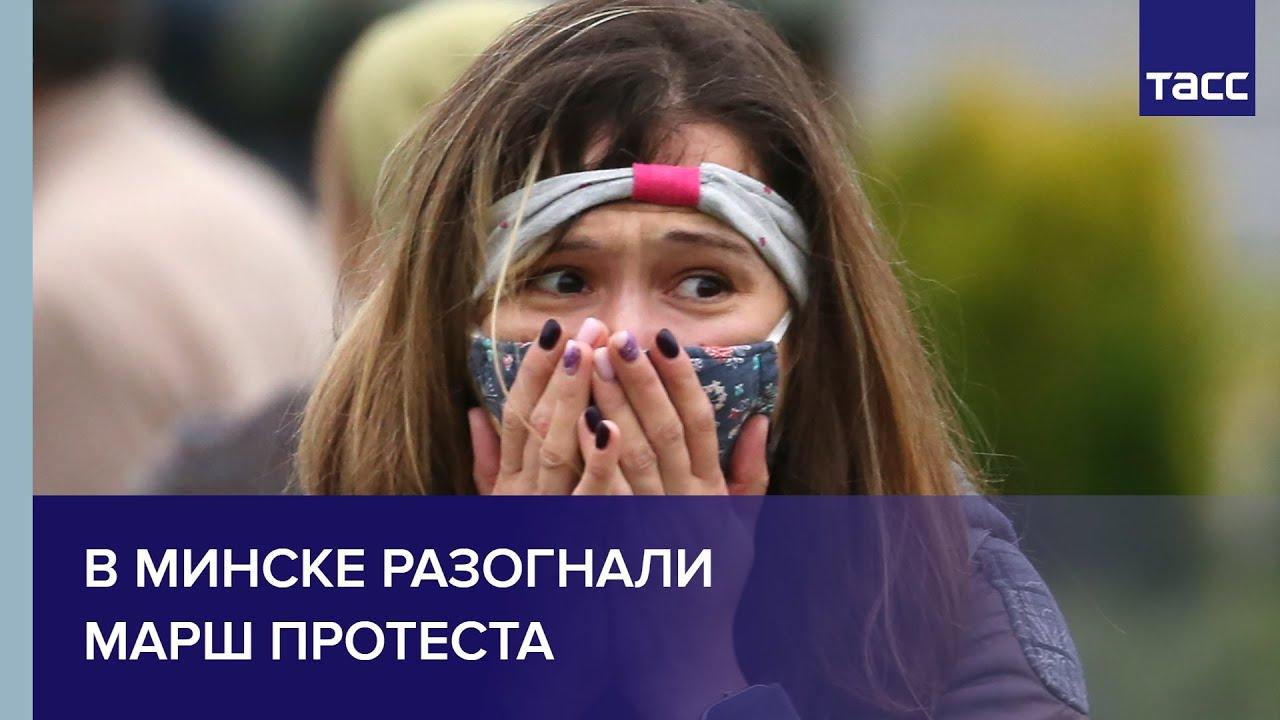 МВД Белоруссии готово применить боевое оружие