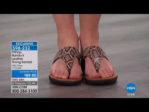 HSN | FitFlop Footwear 05.01.2018 - 06 PM