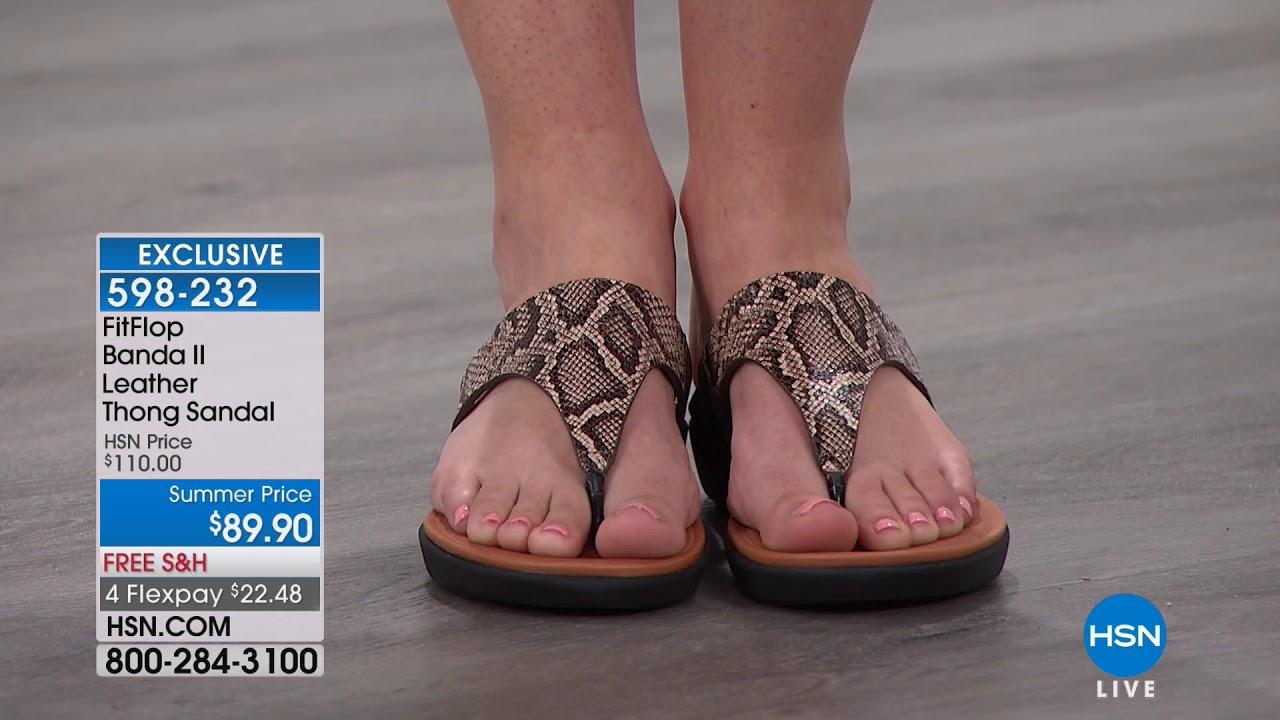 HSN | FitFlop Footwear 05.01.2018 - 06