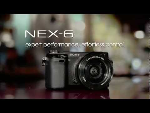 OFFICIAL   Sony's new NEX-6 Compact System Camera