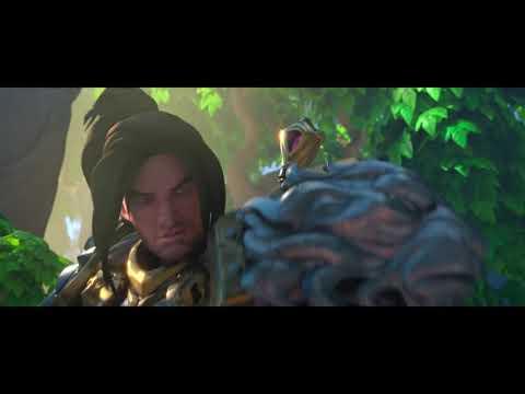 Формирование фракций - История мира WarCraft #1