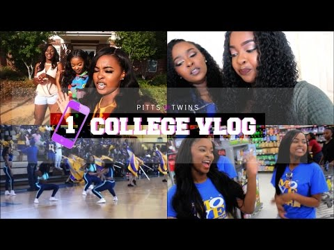 College Vlog #1 | Club Nights, College Fun With Friends & Greeks