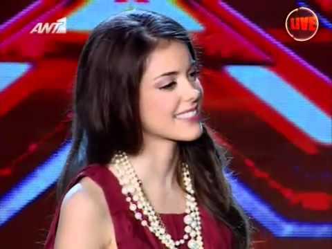 Nikki Ponte - X Factor 3 Greece - Live Show 5