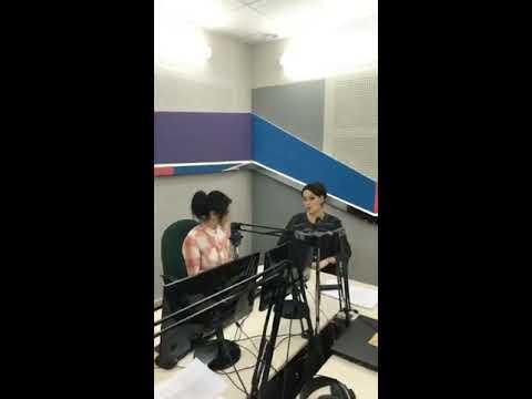 Елена Есенина в эфире Radio Marshall (Ереван)