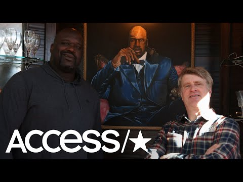 "Shaq Gets A Super-Tall Tricked Out Hideaway From ""Treehouse Masters"" 