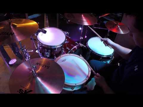 Forever - Kari Jobe - Live Drum Cover - GoPro