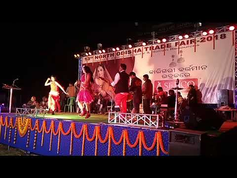 Bhadrak pustak mela dance video watch and...