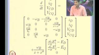 Mod-01 Lec-42 Sub-Synchronous Resonance. Stability Improvement