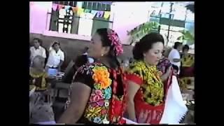LOS CONVITES JUCHITECOS