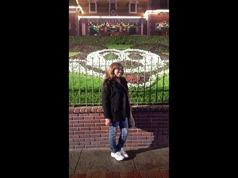 """VLOG: A Day in the life of Jackee Turks Love """" A Friend Day"""" Christmas Time At Disneyland"""