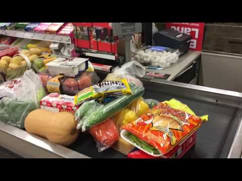Cost of living in Canada - Groceries That We Buy & Prices
