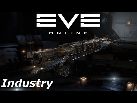 EVE Online - Rig Production