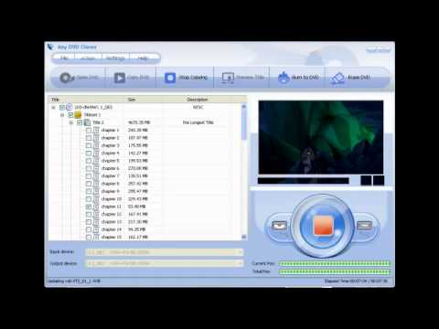 How To Clone DVD To Blank DVD Disc With Any DVD Cloner