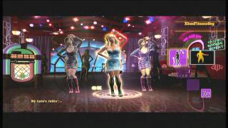 Rehearsal Mode - Country Dance All Stars for Kinect - Xbox Fitness